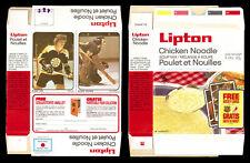 1974-75 LIPTON HOCKEY ~ COMPLETE 26 BOX SET ~ (52 TOTAL CARDS) ~ BOBBY ORR