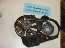 85 86 87 88 YAMAHA PHAZER 84 89 90 engine cooling fan housing belt bearing case