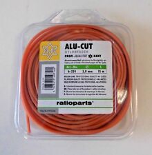 1 x ratioparts Alu-Cut 6-148 6 kant 2,0 mm orange 61 m Neu OVP