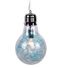 lampadario a forma di lampadina sospensione moderno camera da letto bagno cucina