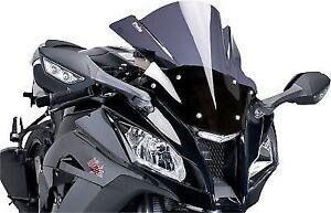 Z Racing Windscreen PUIG Smoke 4944H for KTM 1190 RC8 2009-2011 RC8R 2010-2013