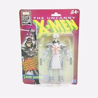 Marvel 80 Years Marvel The Uncanny X-Men Retro Silver Samurai 6in Sealed New