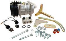 John Deere A/C Compressor Conversion Kit - A6 to Seltec - 4020 4240 4430 4630++