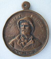 MEDAILLE Sgt BOBILLOT 1885 HEROS COLONIAL CHINE ANNAM