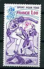 FRANCE - 1978 - yvert 2020 -  Sports pour tous, neuf**