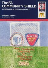 ARSENAL v CHELSEA FA COMMUNITY SHIELD FINAL 2005