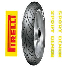 100/80-17/52H Gomma pneumatico anteriore moto Pirelli Sport Demon 100/80-17 52H
