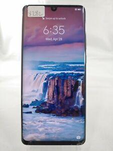 "Huawei P30 Pro VOG-L04 128GB Rogers Only 6.1"" Android Smartphone Blue X282"