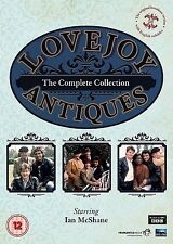 Lovejoy - The Complete Collection Series (Season) 1 2 3 4 5 6 Box Set | New DVD