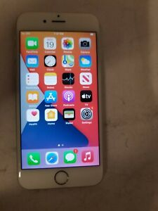 Apple iPhone 6s - 32GB - Silver (ATT) A1633 (CDMA   GSM)