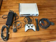 Microsoft Xbox 360 Pro 20GB Console - Matte White - incl. controller & headset