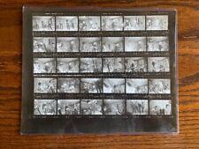 Tom Verlaine Television Rare Contact Sheet Richard Lloyd Richard Hell Ork Loft
