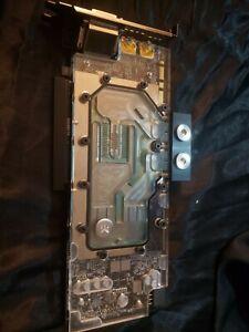 GIGABYTE GeForce GTX 1080  8GB Gaming G1 Graphics Card EKWB Water Block