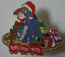 Disney Dsf Toys for Tots 2013 Eeyore Pin Le 500