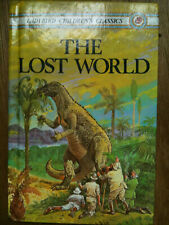 The Lost World by Sir Arthur Conan Doyle Ladybird book retold by Joan Collins