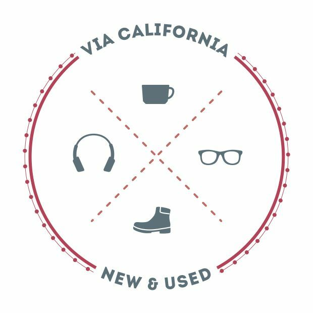 New and used via California