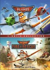 Planes / Planes 2  (Disney) Dvd New/Sealed