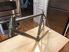Litespeed Lynskey made titanium frame mountain /gravel bike frame  large 26 inch