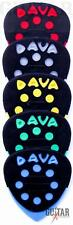 5 Dava Control Grip Tips, Multi-Gauge Flexibility in a Multi- Coloured Pack