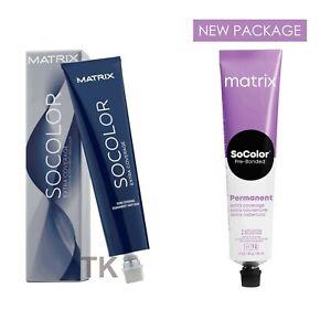 Matrix SoColor Beauty Extra Coverage Color 3oz or Developer 3oz (Select Type)