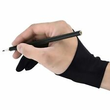 New Parblo Two-Finger Glove f0r Art Design Drawing Light Box Copy Tablet Pad
