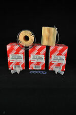 04152-YZZA5, Qty 5, Toyota Oil FIlters With Drain Plug Gaskets