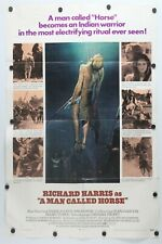 """A Man Called Horse 1970 Single Sided Original Movie Poster 27"""" x 41"""""""