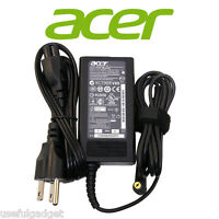 Original OEM Acer 40W~90W AC Charger Power Adapter Cord For Aspire E1 E3 series