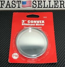 """Peterson Manufacturing V603 3"""" Round Blind-Spot Aluminum Mirror - NEW! FAST!"""