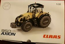 WIKING TRACTOR 1/32 CLAAS AXION 950 TAXI Limited Edition of 3000 Claas Box BNIB