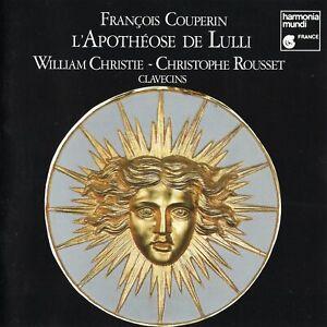 Couperin - L'Apothéose de Lulli / William Christie · Christophe Rousset