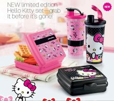 Tupperware Hello Kitty Lunch Box Set - Free Shipping