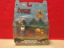 Adventure Time Collector's Battle Pack Finn And Jake Mini Figures