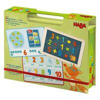 HABA Magnetbox 1 2 Zählerei Kinderspiel Box Magnetspiel Rechenspiel Spielzeug