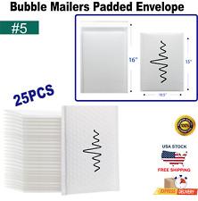 Rhino 5 105x16 Bubble Mailers Padded Envelope 25pcs