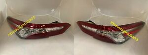 FIT TOYOTA CAMRY 2018-2019 XSE LED TAIL LIGHTS REAR LAMPS TAILLIGHTS 4PC SET NEW