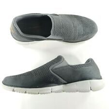 Skechers Equalizer Double Play Men's Slip On Sneakers Size 13 Gray