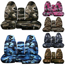 Designcovers 60-40 Hi Back Made to Fit 91-03 Ranger / Choose your Camouflage