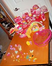 HUGE LOT OF MY LITTLE PONY PONYVILLE COLLECTORS ITEMS  Play Sets & Ponies + More