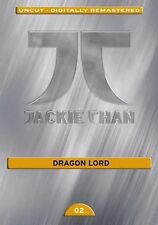 DVD DRAGON LORD COLLECTORS EDITION - METAL-CASE - JACKIE CHAN *** NEU** *