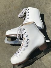 Glacier By Jackson Youth Ice Skates Size 4-Used