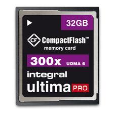 Memory card CompactFlash II per cellulari e palmari con 32 GB di archiviazione