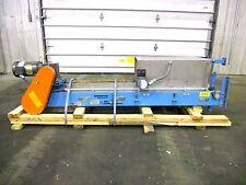 RX-2115, BUNTING VERTICAL MAGNETIC CONVEYOR W/ BUCKET
