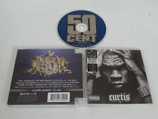 50 CENT/CURTIS(SHADY AFTERMATH INTERSCOPE 602517334045)CD ALBUM
