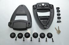 Schnellwechselsystem Klick-Fix für Satteltaschen Custom, Motorrad,