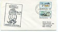 1984 Victoria University of Wellington Antarctic Expedition Polar Cover