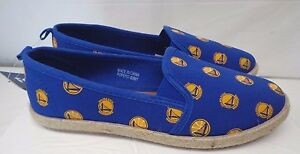 Golden State Warriors Canvas Espadrille Shoes