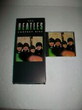 BEATLES - RARE - BEATLES FOR SALE - LONG BOX AND CD - 1987 - CAPITOL PRESS USA