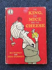 The King, The Mice and The Cheese by Nancy & Eric Gurney Dr. Seuss Book
