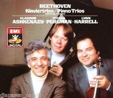 Beethoven: Trii Per Pianoforte / Ashkenazy, Perlman, Harrell - CD Emi